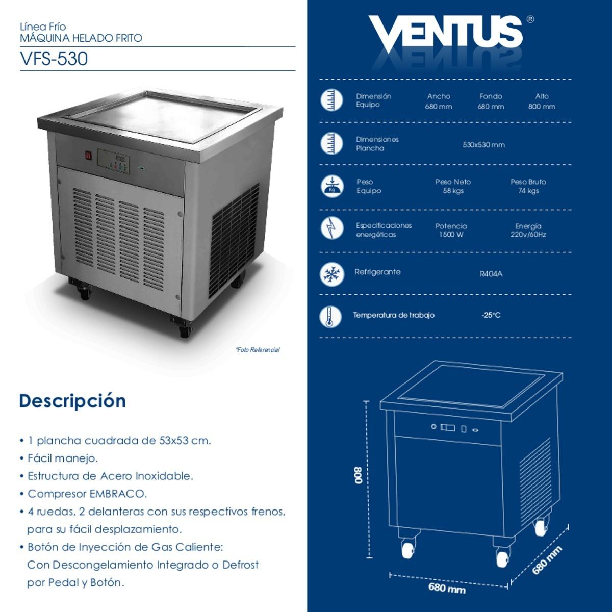 VENTUS VFS-530