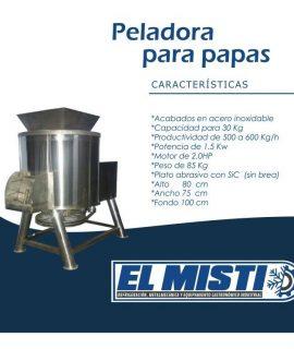 EL MISTI 30 KG
