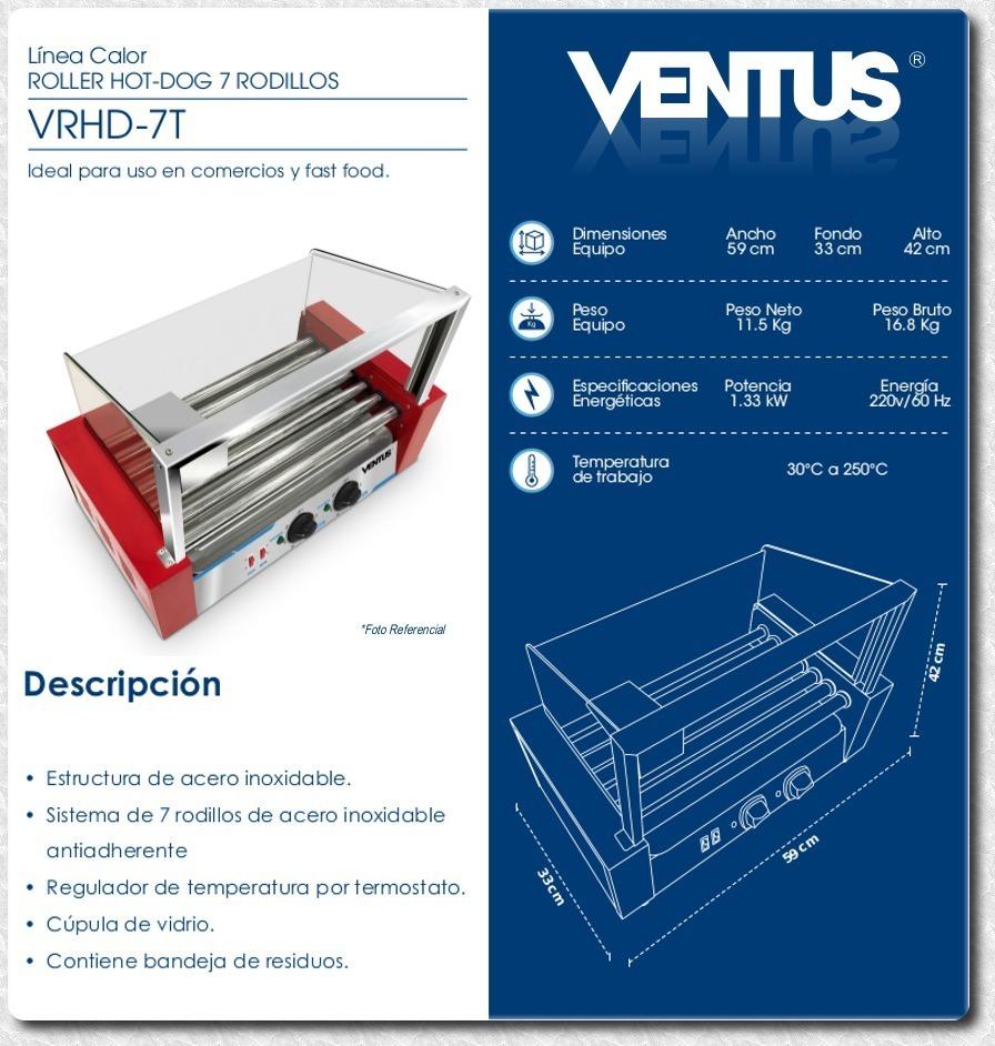 VENTUS VRHD-7T