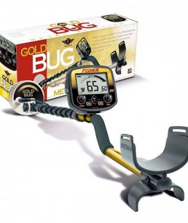 FISHER  GOLD BUG