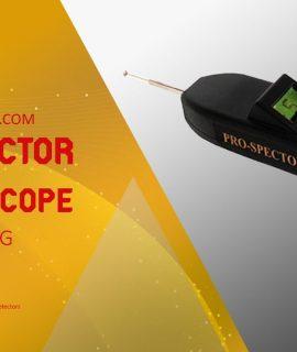 ELECTROSCOPE PRO-SPECTOR