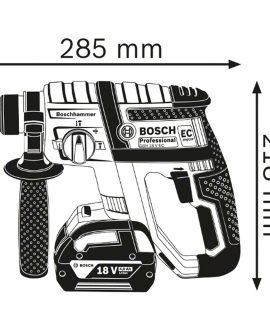 BOSCH SDSPlus GBH 18 V-EC