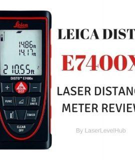 LEICA DISTO E7400x