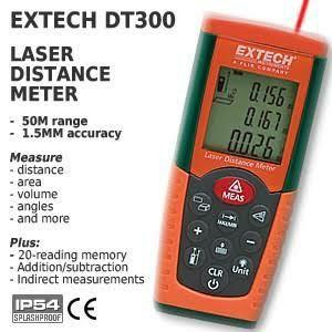 EXTECH  DT300