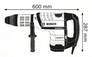 BOSCH SDS MAX GBH12-52D