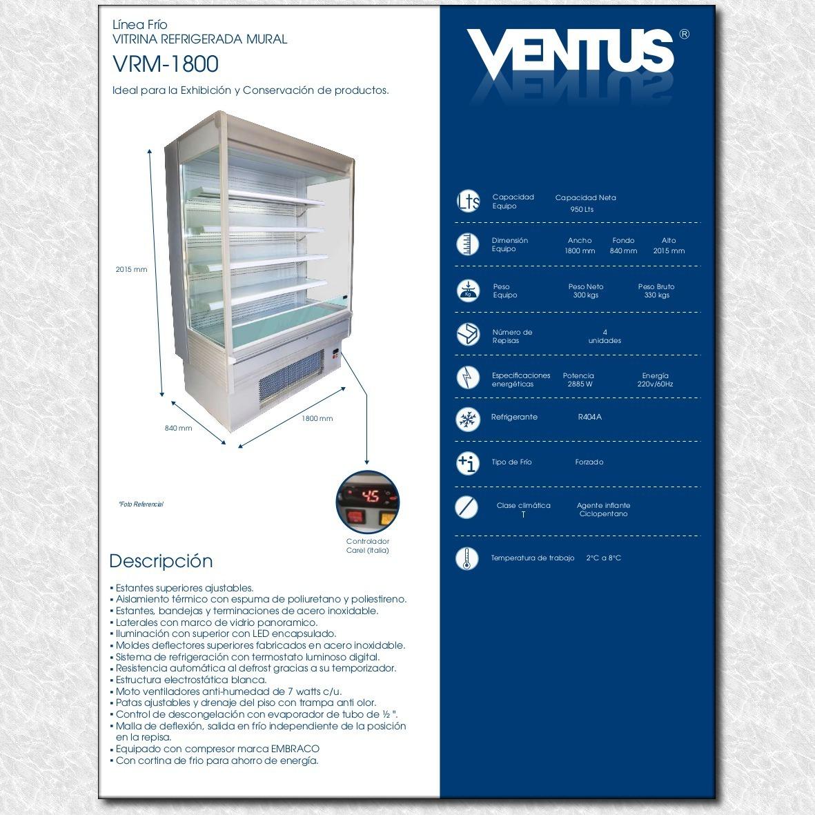 VENTUS VRM-1800