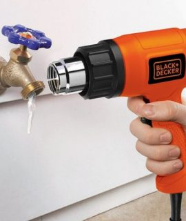 BLACK+DECKER PISTOLA DE CALOR  1.85M